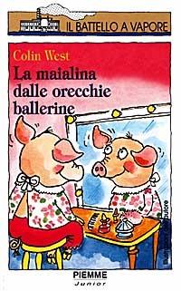 MAIALINA DALLE ORECCHIE BALLERINE (LA)