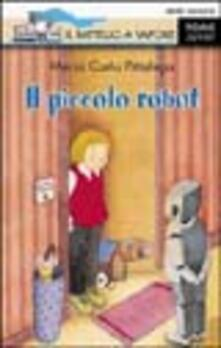 Listadelpopolo.it Il piccolo robot Image