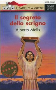 Libro Il segreto dello scrigno Alberto Melis