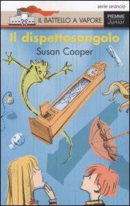 Foto Cover di Il dispettosangelo, Libro di Susan Cooper, edito da Piemme