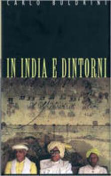 In India e dintorni - Carlo Buldrini - copertina