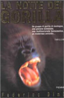 Letterarioprimopiano.it La notte dei gorilla Image