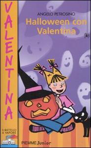 Libro Halloween con Valentina Angelo Petrosino