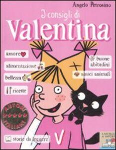 Libro I consigli di Valentina Angelo Petrosino