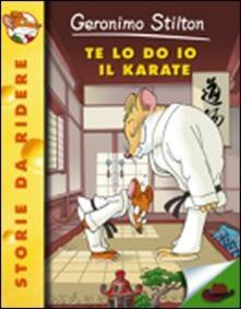 Warholgenova.it Te lo do io il karate! Image