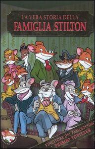 Foto Cover di La vera storia della famiglia Stilton, Libro di Geronimo Stilton, edito da Piemme