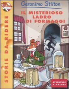 Promoartpalermo.it Il misterioso ladro di formaggi Image