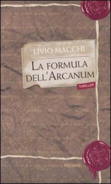 Listadelpopolo.it La formula dell'Arcanum Image
