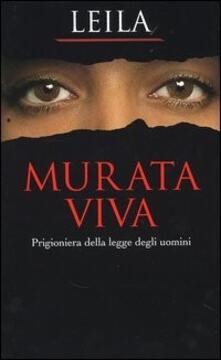 Osteriacasadimare.it Murata viva. Prigioniera della legge degli uomini Image