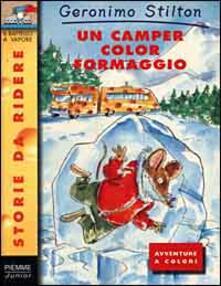 Winniearcher.com Un camper color formaggio. Ediz. illustrata Image