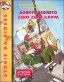 Ipabsantonioabatetrino.it Agente segreto zero zero kappa. Ediz. illustrata Image