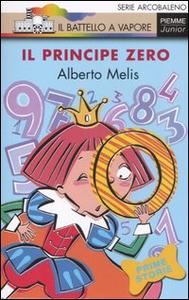 Libro Il principe Zero Alberto Melis