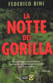 Voluntariadobaleares2014.es La notte dei gorilla Image