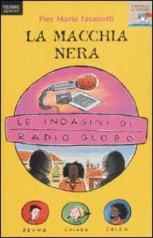 Radiospeed.it Le indagini di Radio Globo. Vol. 4: La macchia nera. Image