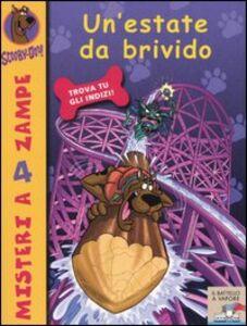 Libro Un' estate da brivido Scooby-Doo
