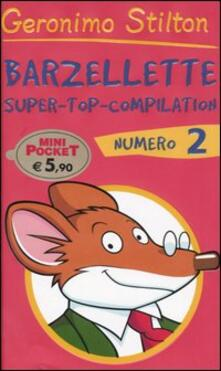 Associazionelabirinto.it Barzellette. Super-top-compilation. Ediz. illustrata. Vol. 2 Image