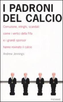 I padroni del calcio.pdf
