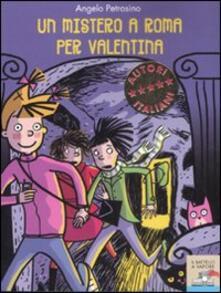Warholgenova.it Un mistero a Roma per Valentina Image