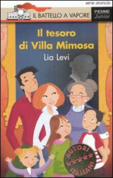 Lpgcsostenible.es Il tesoro di Villa Mimosa Image