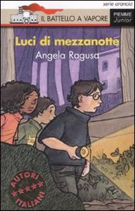 Libro Luci di mezzanotte Angela Ragusa