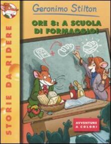 Winniearcher.com Ore 8: a scuola di formaggio! Ediz. illustrata Image