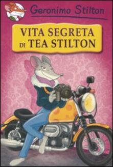 Amatigota.it Vita segreta di Tea Stilton. Ediz. illustrata Image