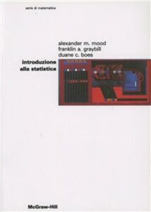 Foto Cover di Introduzione alla statistica, Libro di AA.VV edito da McGraw-Hill Education