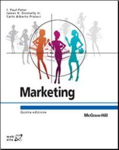 Libro Marketing J. Paul Peter