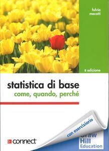 Statistica di base. Con aggiornamento online