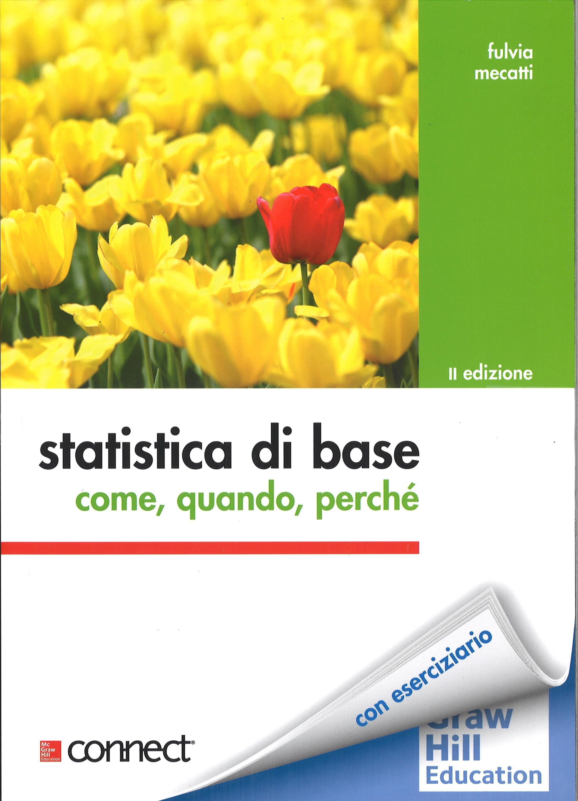 STATISTICA DI BASE FULVIA MECATTI PDF DOWNLOAD