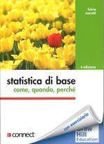 Statistica di base. Con espansione online