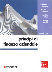 Libro Principi di finanza aziendale. Con aggiornamento online Richard Brealey
