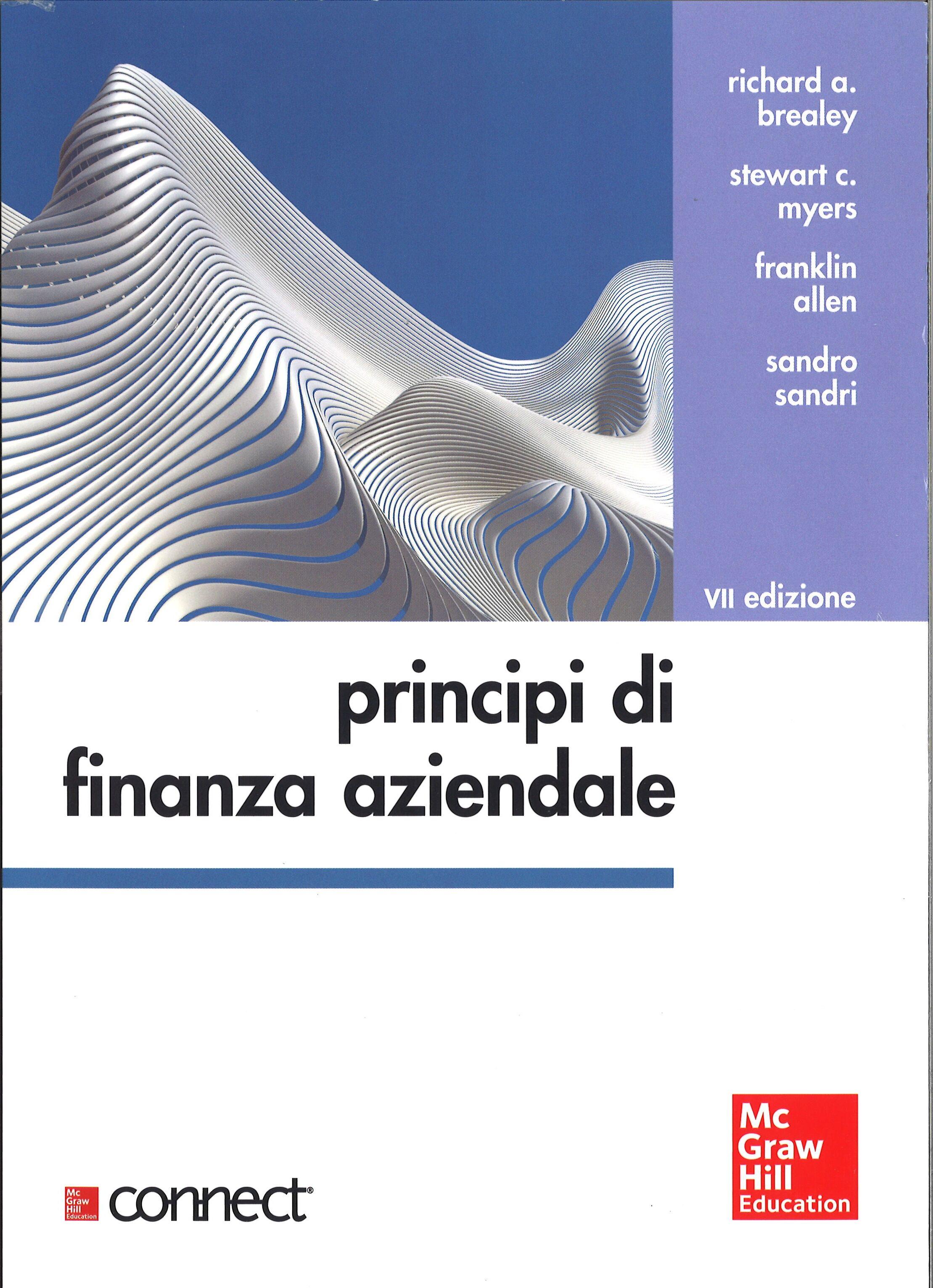 Principi di finanza aziendale. Con aggiornamento online
