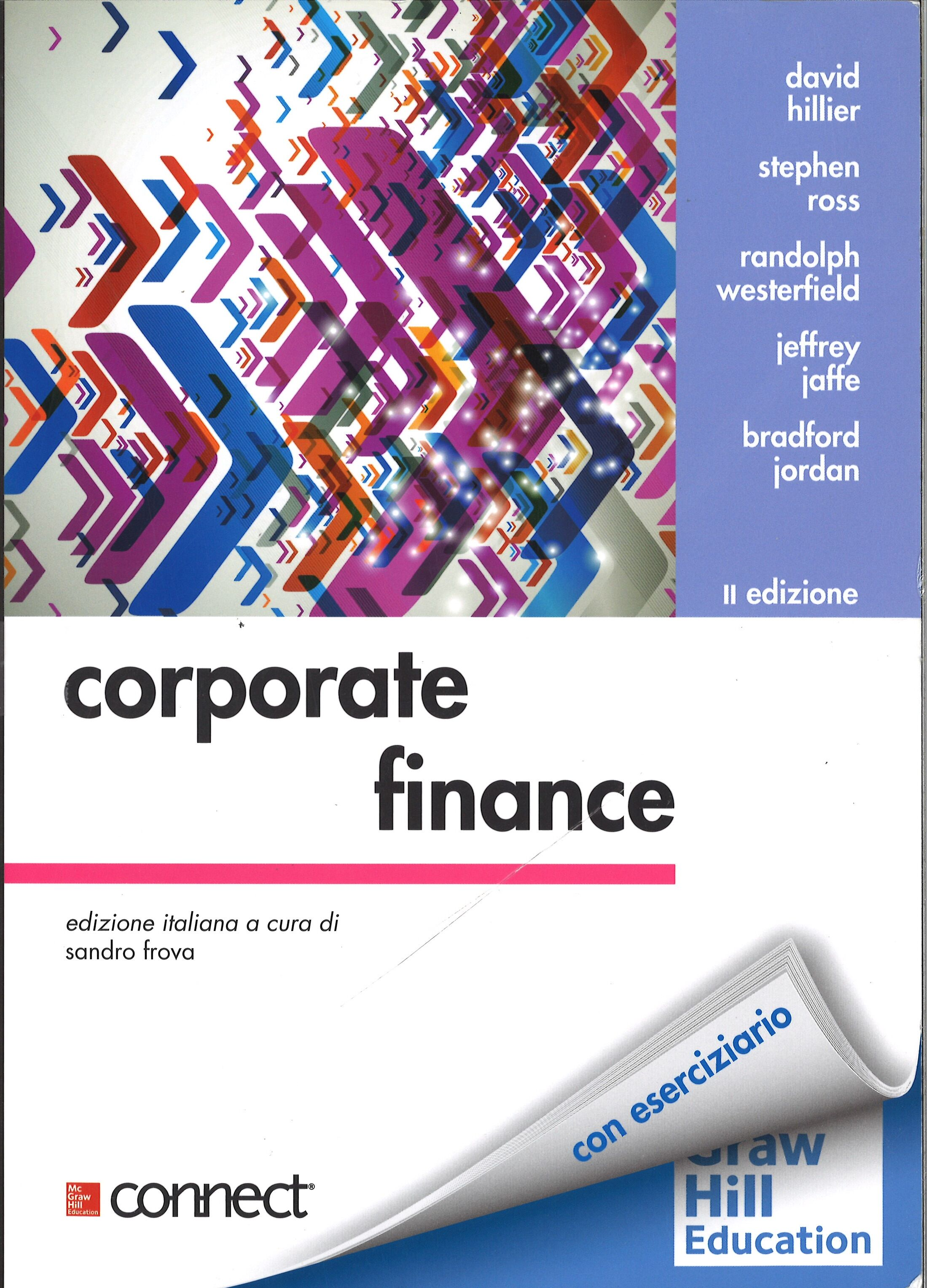Corporate finance. Con aggiornamento online