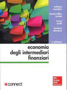 Foto Cover di Economia degli intermediari finanziari. Con aggiornamento online, Libro di  edito da McGraw-Hill Education