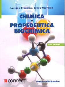 Libro Chimica e propedeutica biochimica. Con aggiornamento online Luciano Binaglia
