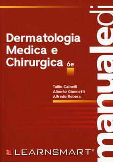 Listadelpopolo.it Manuale di dermatologia medica e chirurgica Image
