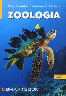 Zoologia. Con aggiornamento online - copertina