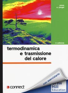 Aboutschuster.de Termodinamica e trasmissione del calore-Elementi di acustica e illuminotecnica. Con aggiornamento online Image