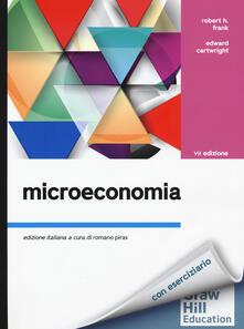 Grandtoureventi.it Microeconomia. Con Connect Image