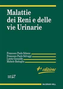 Libro Malattie dei reni e delle vie urinarie
