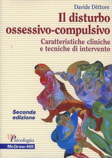 Warholgenova.it Il disturbo ossessivo-compulsivo. Caratteristiche cliniche e tecniche di intervento Image