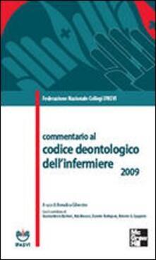Voluntariadobaleares2014.es Commentario al codice deontologico dell'infermiere 2009 Image