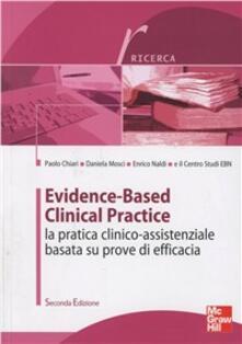 Ristorantezintonio.it Evidence-based clinical practice. La pratica clinico-assistenziale basata su prove di efficacia Image