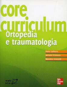 Filmarelalterita.it Core curriculum. Ortopedia e traumatologia Image