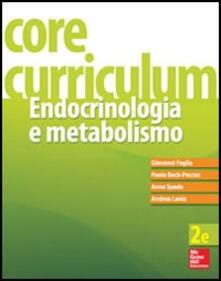 Winniearcher.com Core curriculum. Endocrinologia e metabolismo Image