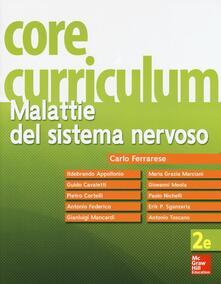 Lpgcsostenible.es Core curriculum. Malattie del sistema nervoso Image