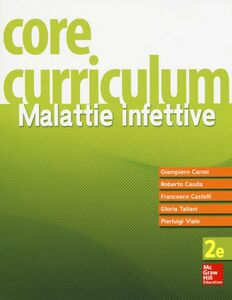 Libro Core curriculum. Malattie infettive