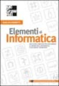 Libro Elementi di informatica G. Luca Rossetti