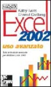 Excel 2002. Uso avanzato - Kathy Ivens - copertina